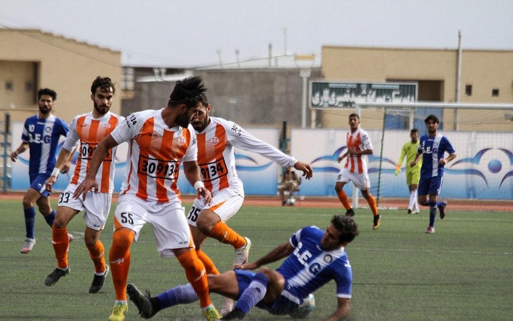دربی کرمان - لیگ دسته اول فوتبال ایران