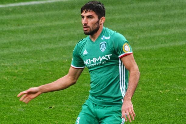 Milad Mohammadi - روسیه - احمد گروژنی