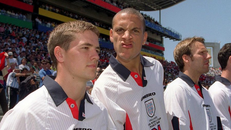 England-Three Lions-Manchester United-منچستریونایتد-سه شیرها-انگلیس