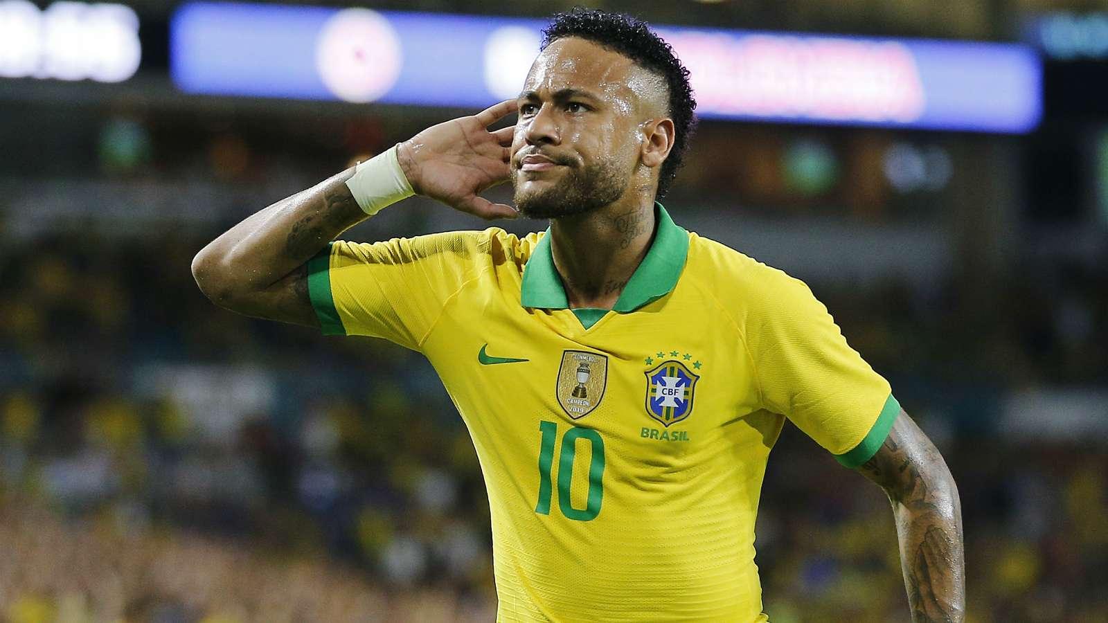 Brazil-International Friendlies-PSG-Ligue 1-پاری سن ژرمن-لیگ یک-برزیل-سلسائو-بازی دوستانه ملی
