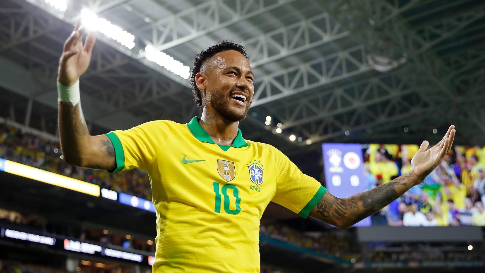 Brazil-International Friendlies-PSG-Ligue 1-برزیل-لیگ یک-پاری سن ژرمن-بازیهای دوستانه ملی