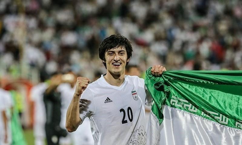 تیم ملی ایران - روبین کازان - تیم ملی فوتبال ایران