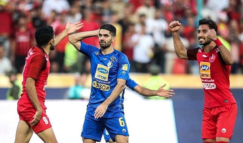 فوتبال ایران-پرسپولیس-استقلال-iran football-persepolis-esteghlal