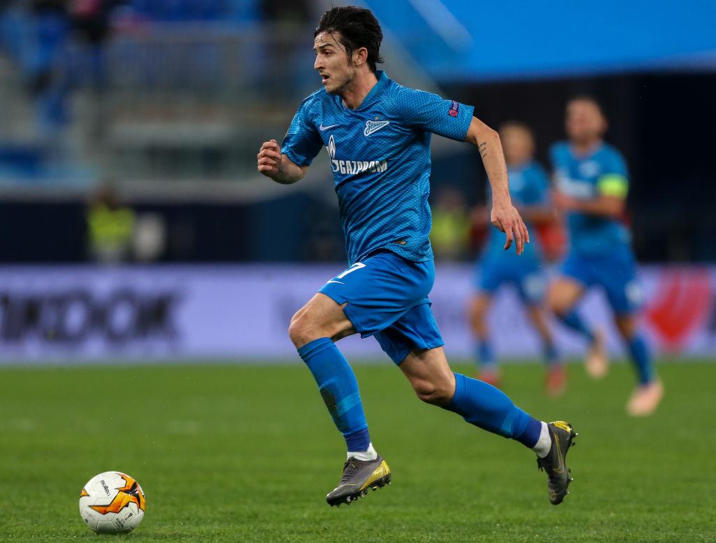لیگ برتر روسیه-زنیت سن پترزبورگ-Russian Premier League-FC Zenit Saint Petersburg