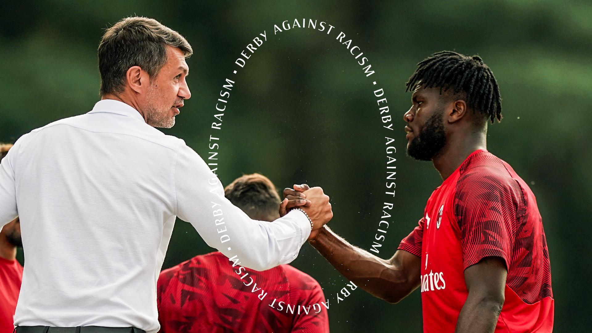 میلان-اینتر-سری آ-Milan-نژادپرستی-ایتالیا-نژادپرستی در فوتبال