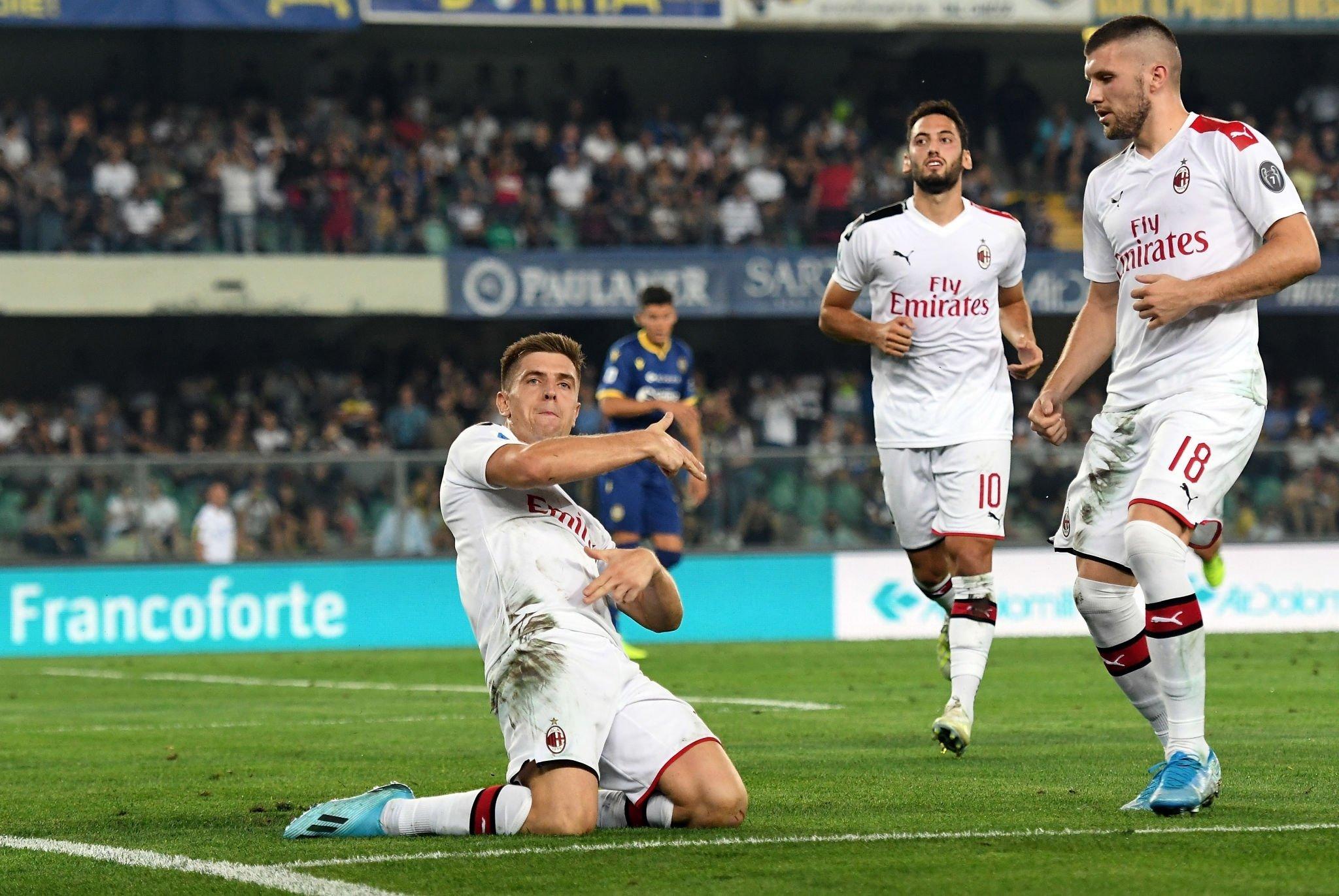 میلان-سری آ-ایتالیا-تورینو-AC Milan