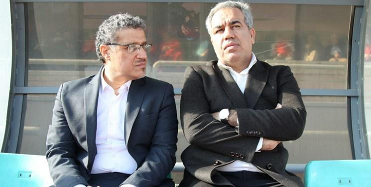لیگ برتر-پرسپولیس-سرپرست پرسپولیس-Persepolis