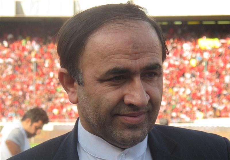 فدراسیون فوتبال-رئیس کمیته انضباطی