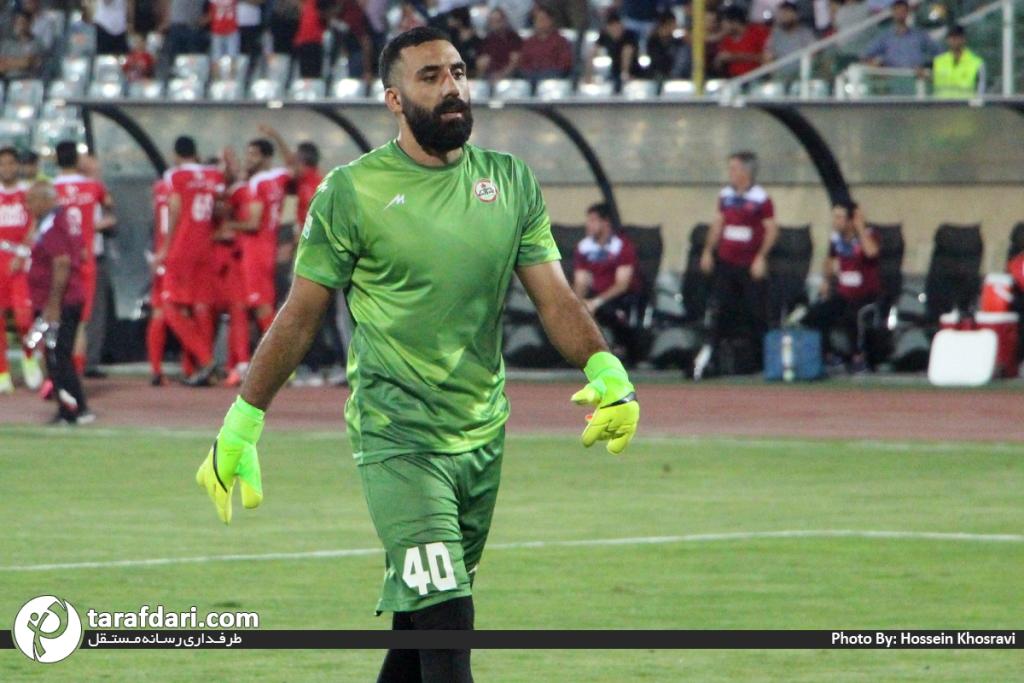 لیگ برتر-پدیده-دروازه بان پدیده-Padideh F.C