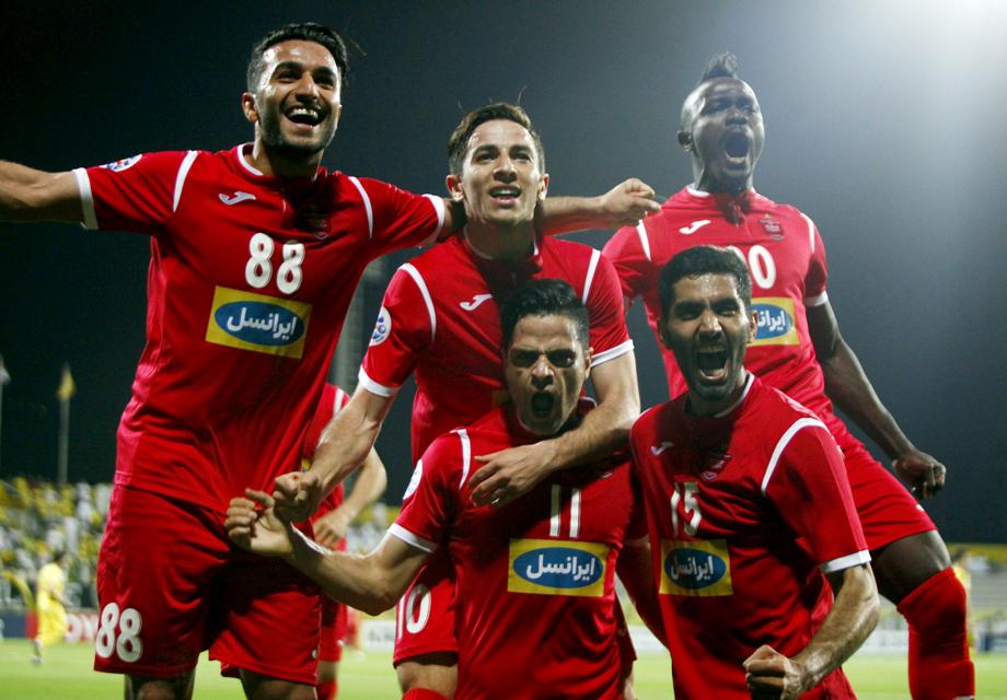 الوصل امارات-پرسپولیس-لیگ قهرمانان آسیا