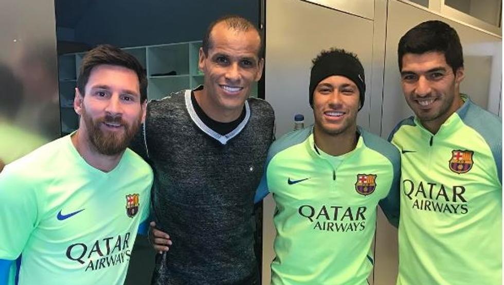 تمرینات بارسلونا