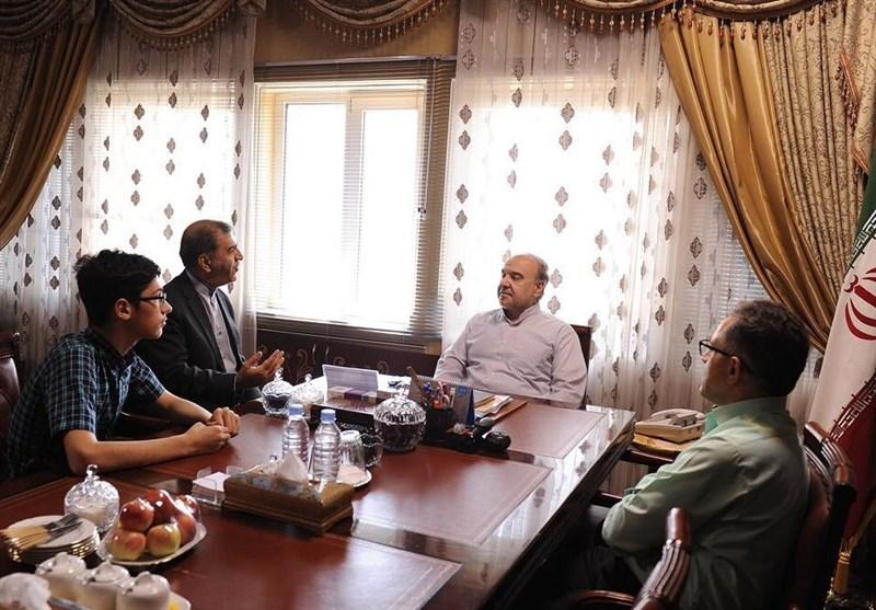 شطرنج-وزارت ورزش-فدراسیون شطرنج-iran