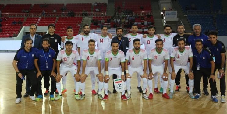 تیم ملی فوتسال-فوتسال ایران