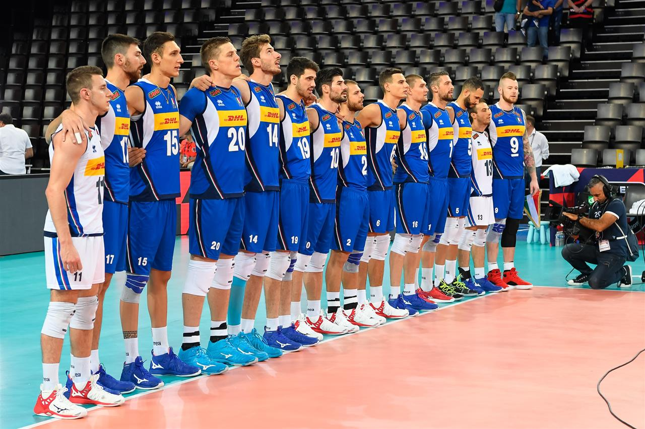 2019 CEV Volleyball European Championship-Men-والیبال