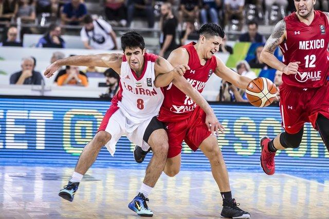 ملی پوش بسکتبال ایران-بسکتبال ایران