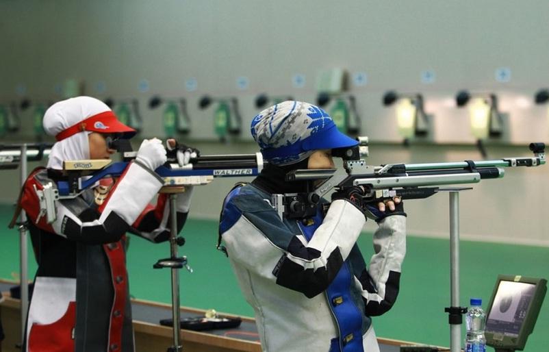 فدراسیون تیراندازی-ایران-Shooting Federation Of Iran