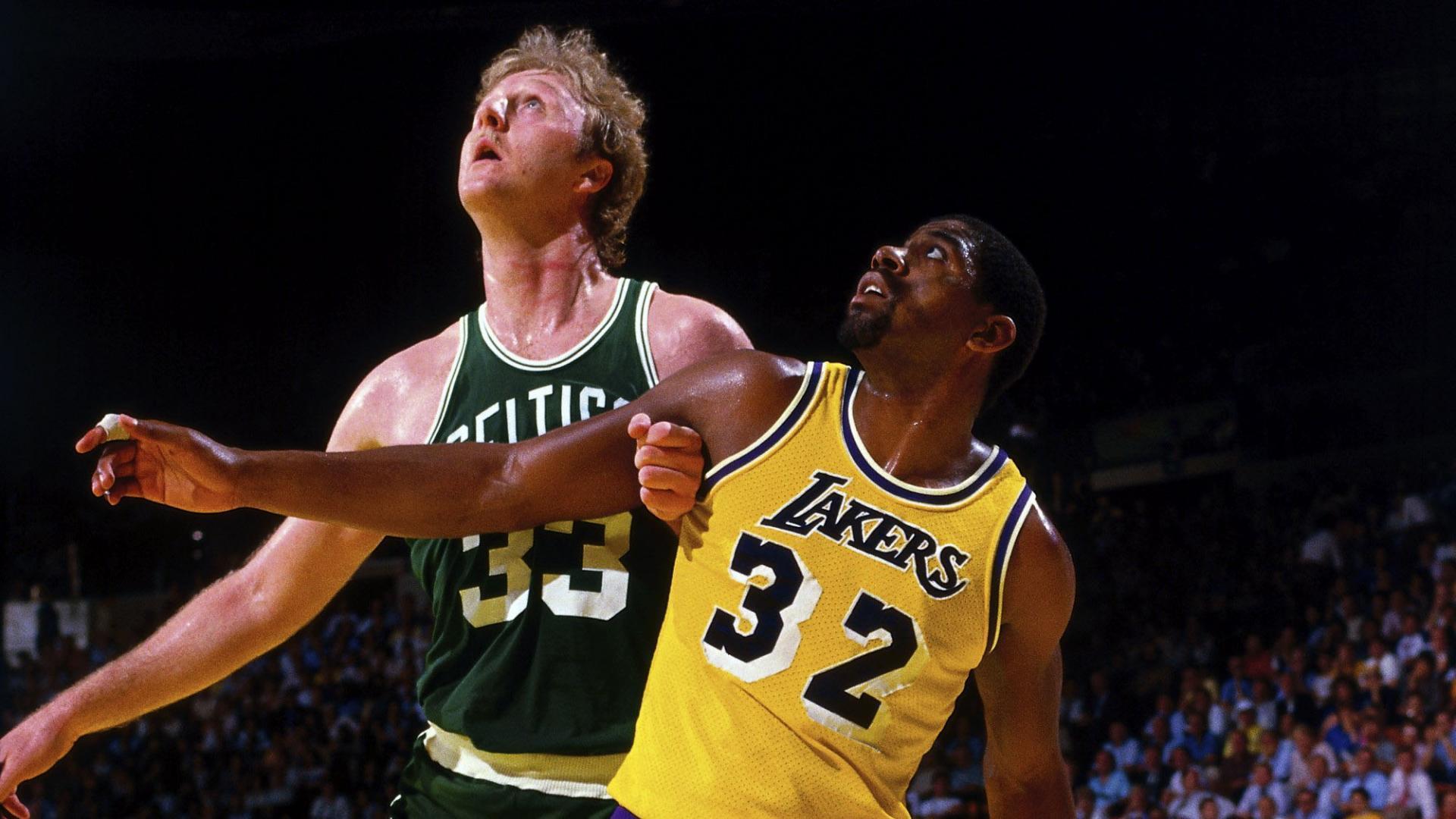 لس آنجلس لیکرز-بوستون سلتیکس-دیترویت پیستونز-شیکاگو بولز-NBA Basketball