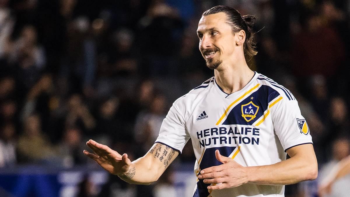 لس آنجلس گلکسی-لیگ MLS