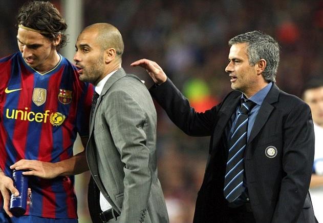 اینتر-بارسلونا-نیمه نهایی لیگ قهرمانان اروپا 2010