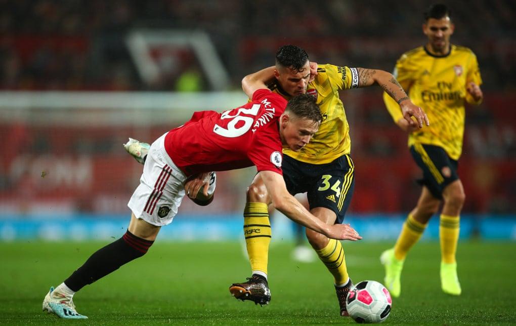 منچستریونایتد-آرسنال-لیگ-برتر-انگلیس-manchester united-arsenal