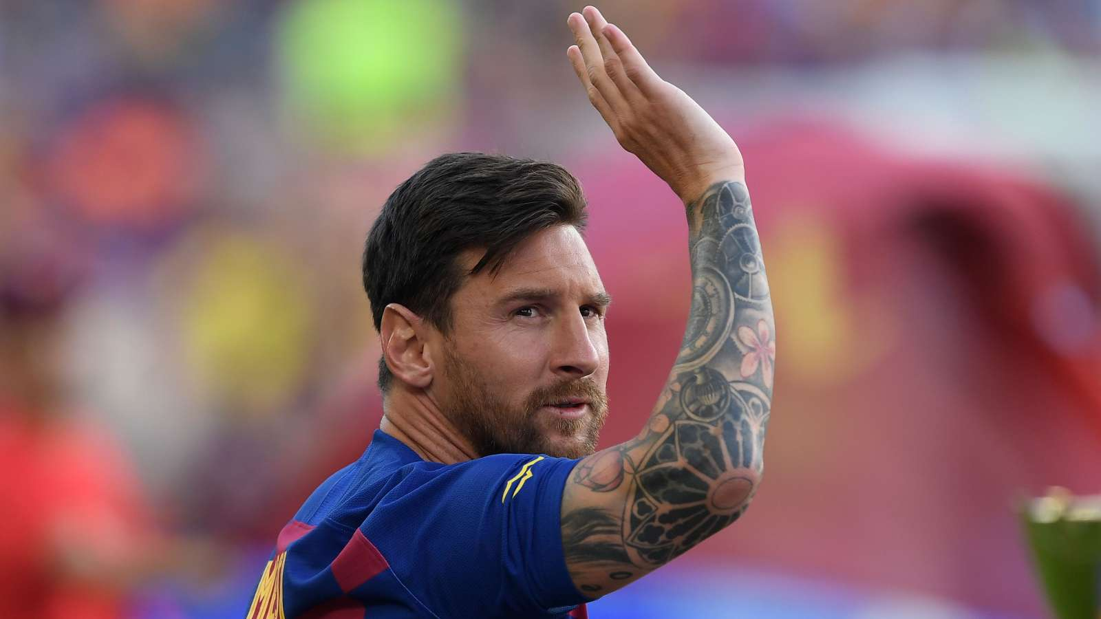 آرژانتین-بارسلونا-لالیگا-اسپانیا-barcelona