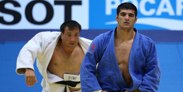 مسابقات جودو-judo match