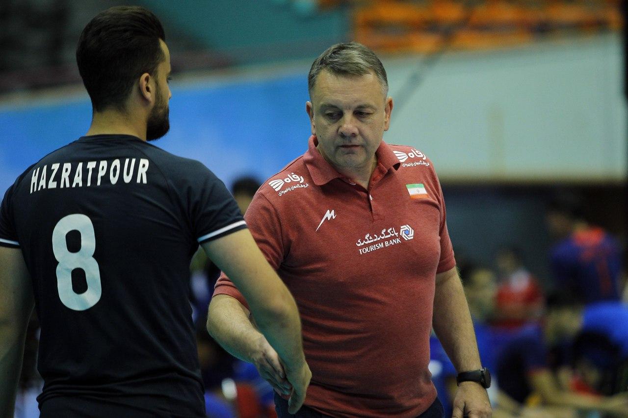 تیم ملی والیبال ایران-iran volleyball national team