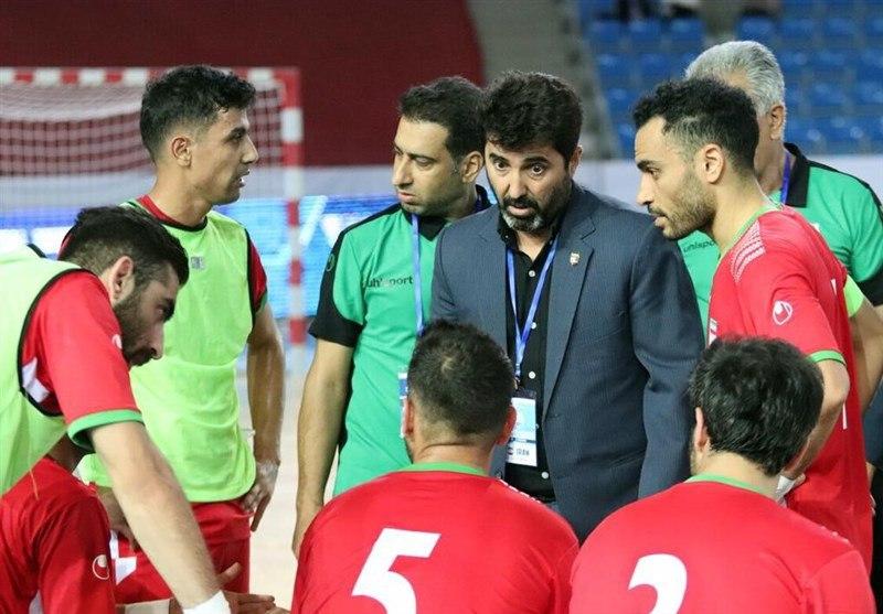 تیم ملی فوتسال ایران-iran futsal national team