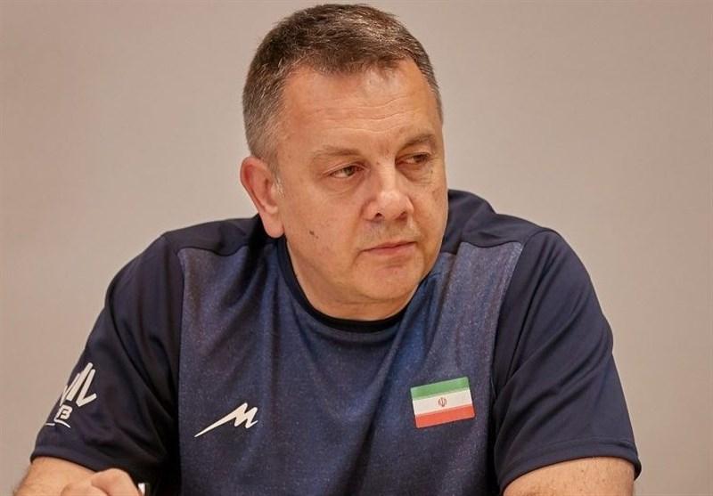 ایران-والیبال-سرمربی تیم ملی والیبال-