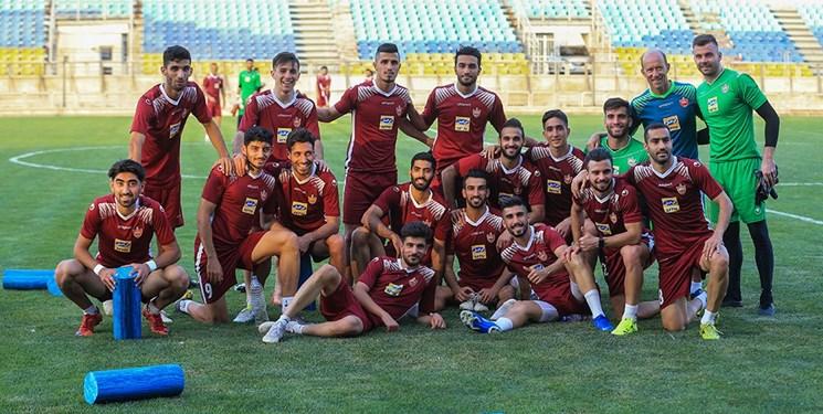 ایران-لیگ برتر-پرسپولیس-ورزشگاه شهید کاظمی