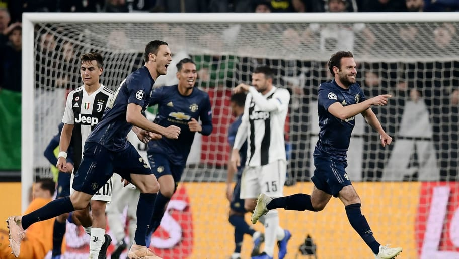 ماتا- منچستر یونایتد- لیگ قهرمانان اروپا- اسپانیا