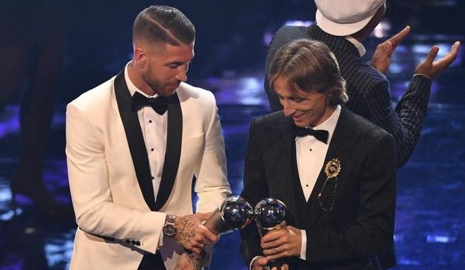 REAL MADRID-رئال مادرید-هافبک-مدافع-کرواسی-اسپانیا-THE BEST