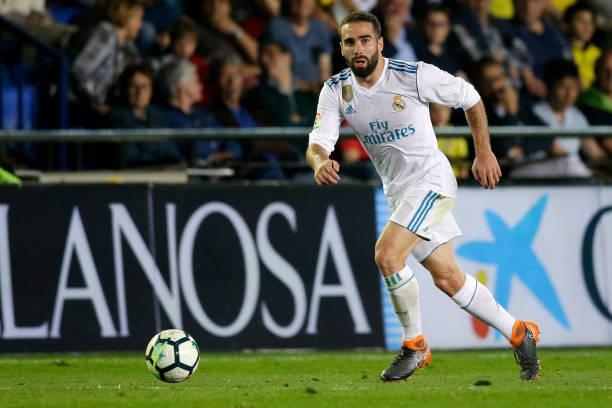 دفاع راست اسپانیایی رئال مادرید - لالیگا