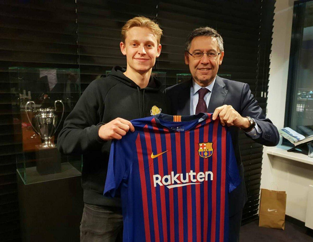BARCELONA-بارسلونا-رئيس-هافبک-هلند