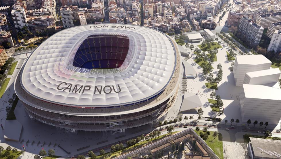 new camp nou-بارسلونا-ورزشگاه