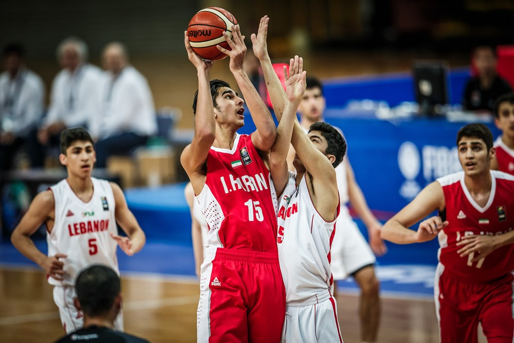 بسکتبال-فدراسیون بسکتبال-تیم ملی بسکتبال-ایران-iran