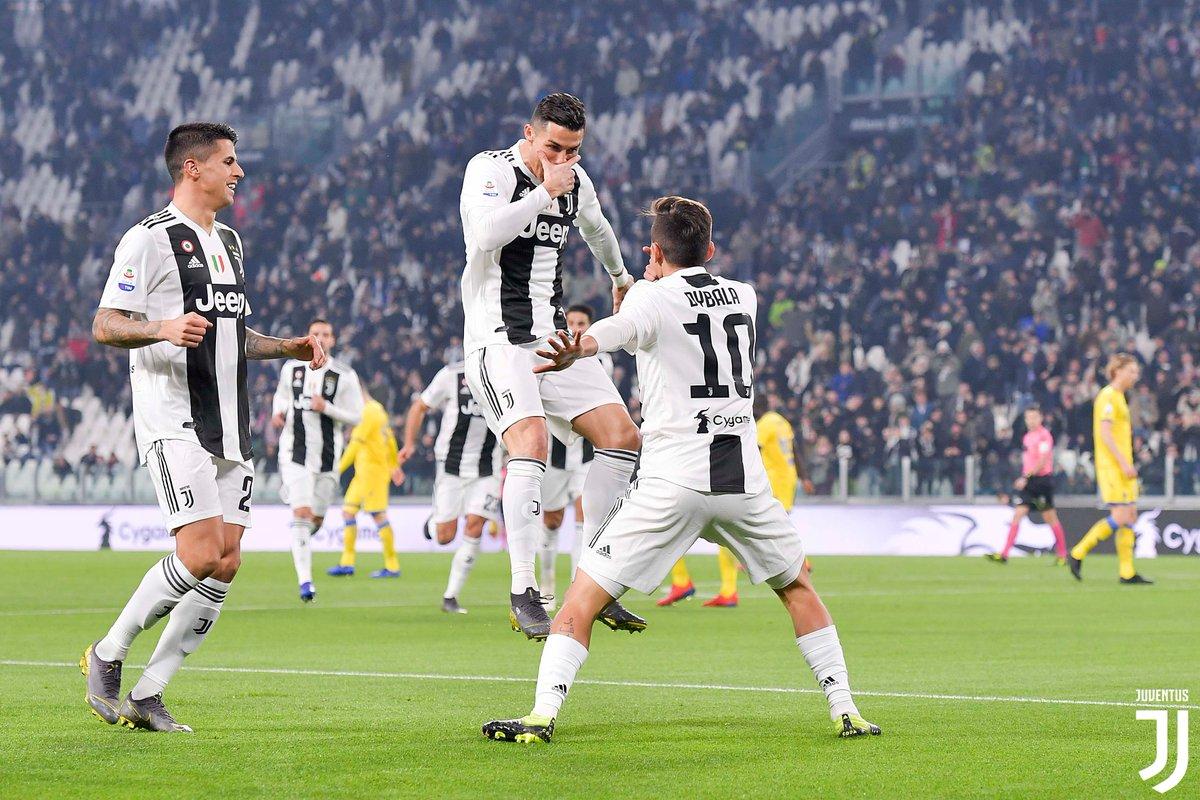 یوونتوس-فروزینونه-سری آ ایتالیا-Juventus