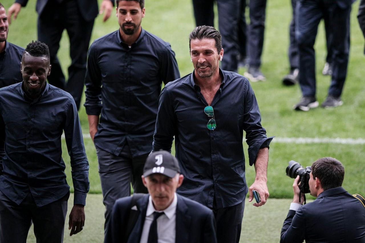 یوونتوس-دروازه بان یوونتوس-ایتالیا-Juventus