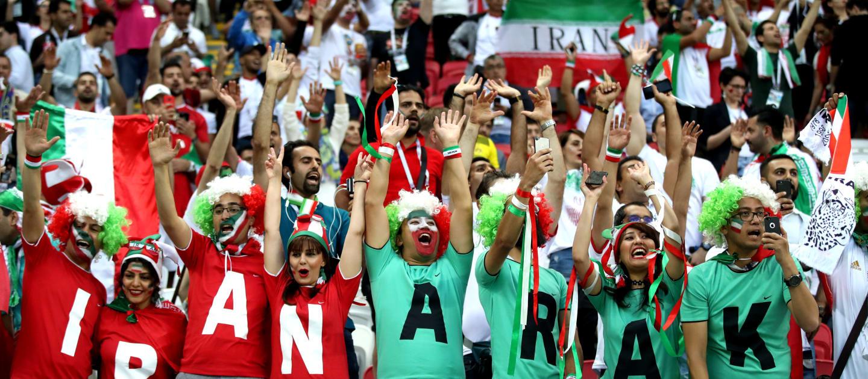 ایران-تیم ملی ایران-هواداران ایران-Iran