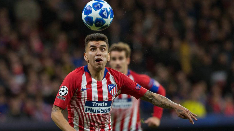 آرژانتین-لالیگا-اسپانیا-اتلتیکو مادرید-Atletico Madrid