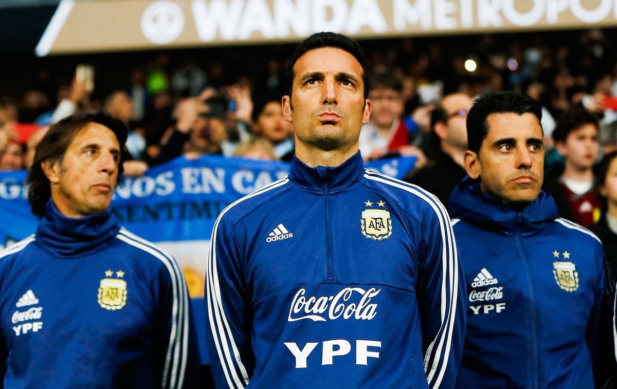 آرژانتین-تیم ملی آرژانتین-سرمربی تیم ملی آرژانتین-Argentina