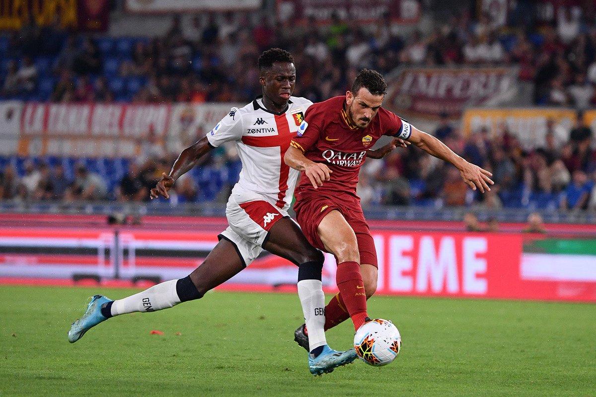 رم-جنوا-Roma-Genoa-ایتالیا-سری آ