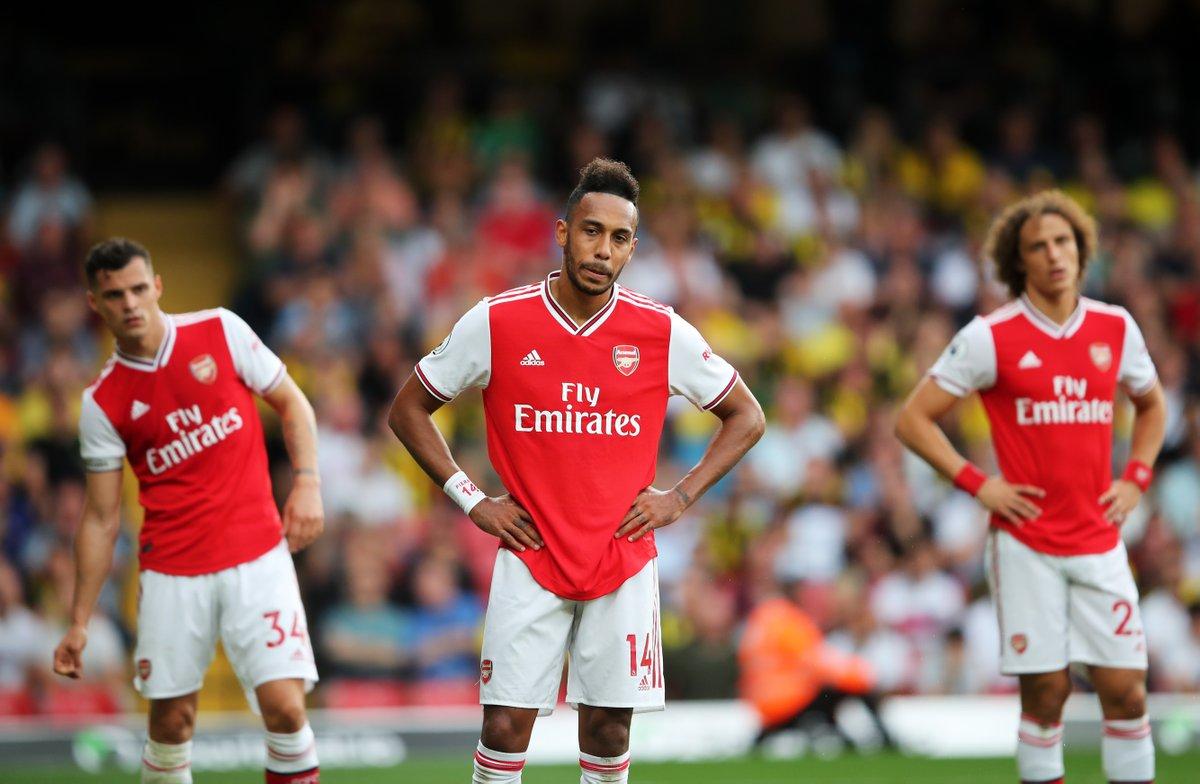 آرسنال-واتفورد-لیگ برتر-انگلستان-Arsenal