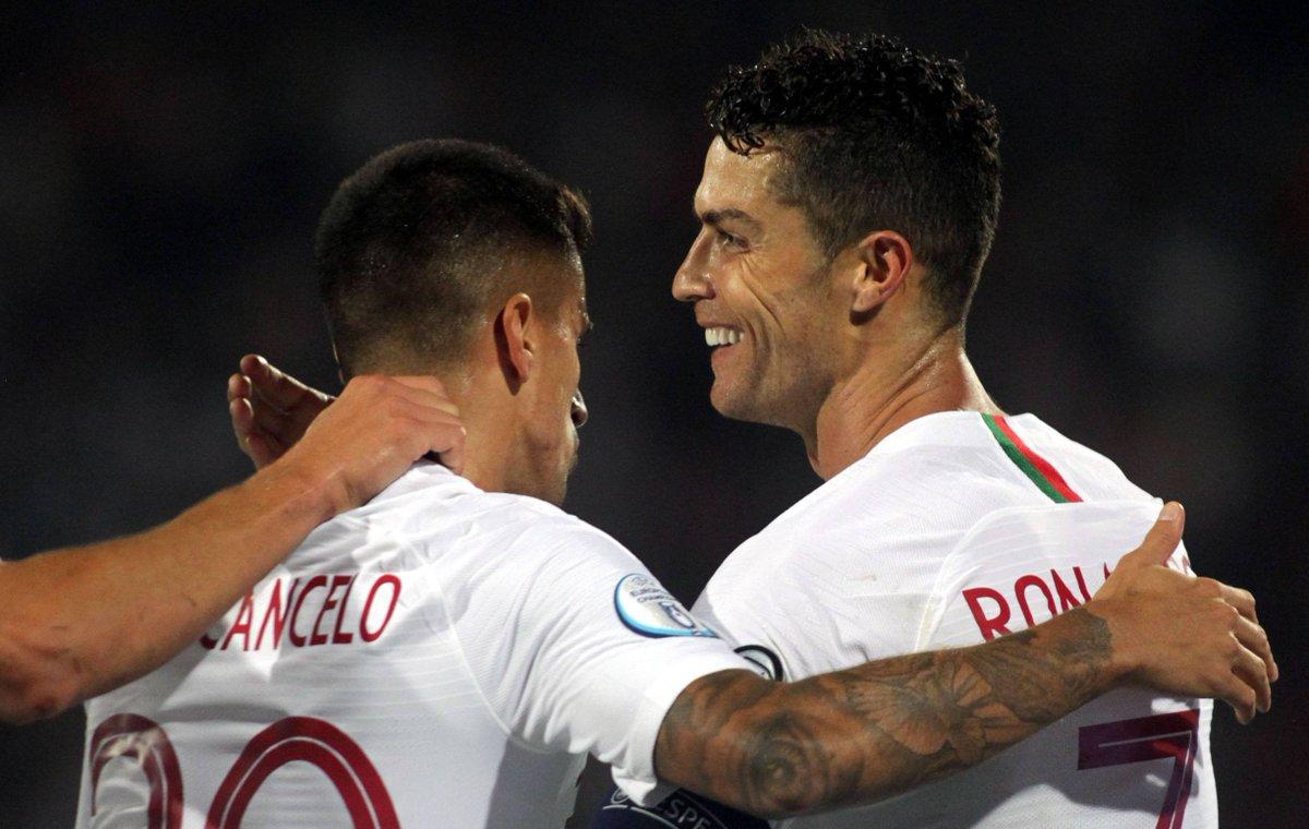 پرتغال-تیم ملی پرتغال-مقدماتی یورو 2020-لیتوانی