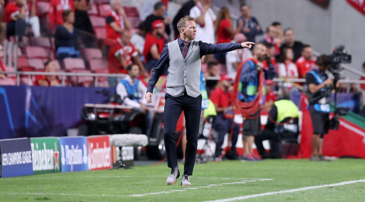 لایپزیش-بنفیکا-سرمربی لایپزیش-Benfica-Leipzig-لیگ قهرمانان اروپا