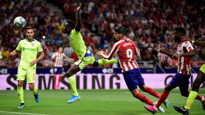 اتلتیکو مادرید-ختافه-لالیگا-اسپانیا-Getafe-Atletico Madrid-وندا مترو پولیتانو
