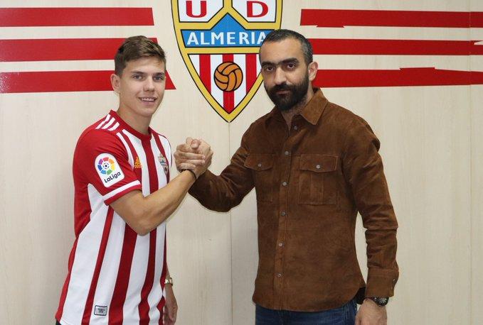 انتقال رسمی-نقل و انتقالات رم-آلمریا-دسته دوم اسپانیا-Almeria -AS Roma-Spanish Segunda League