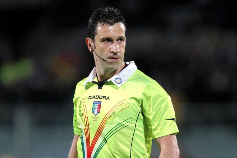 سری آ-میلان-اینتر-دربی دلا مادونینا-لیست داوران-دنیله دووری-Serie A-milan-inter-Daniele Doveri