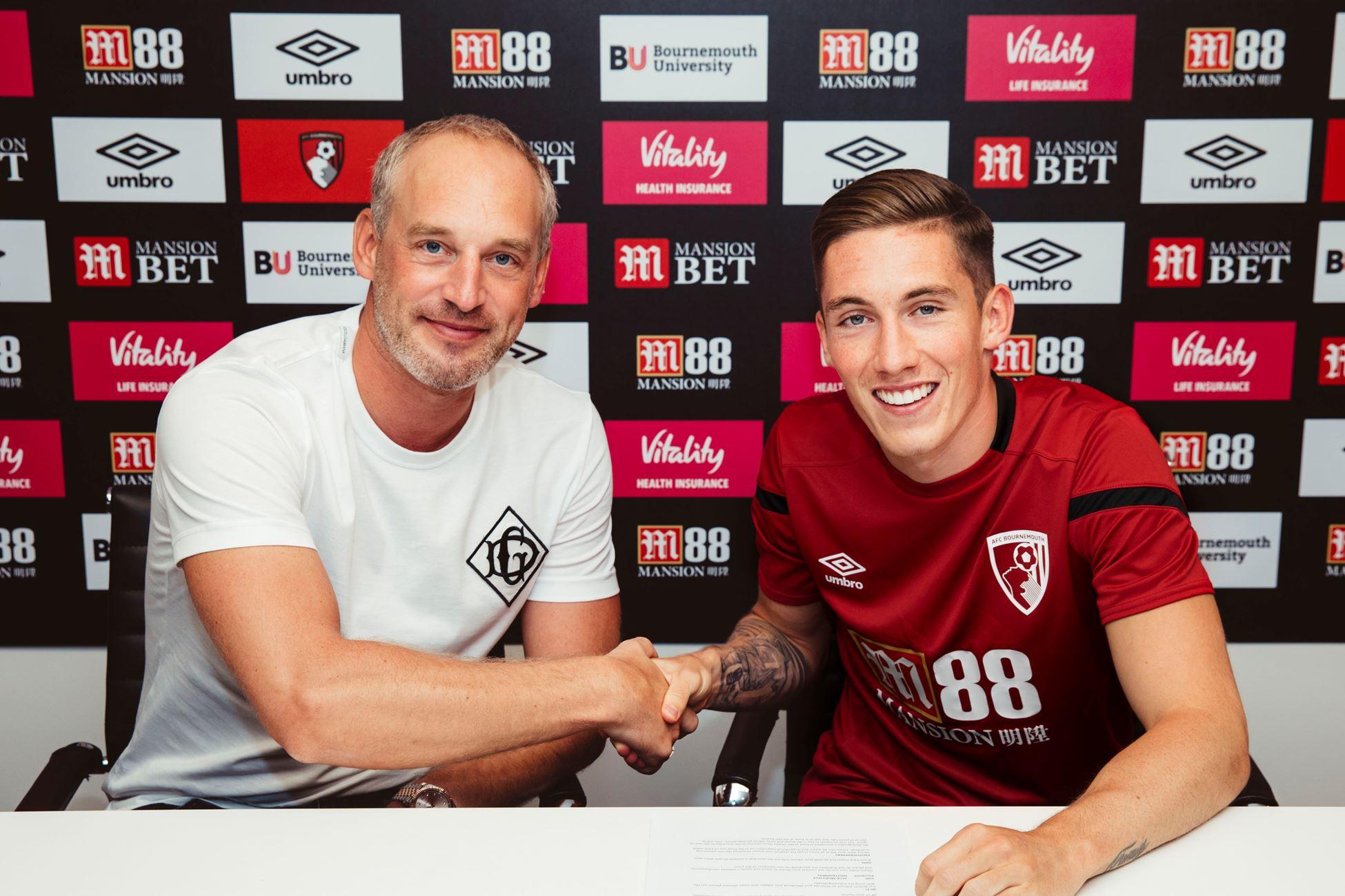 انتقال رسمی-لیورپول-بورنموث-انتقال قرضی-انگلستان-Bournemouth-liverpool-loan deal