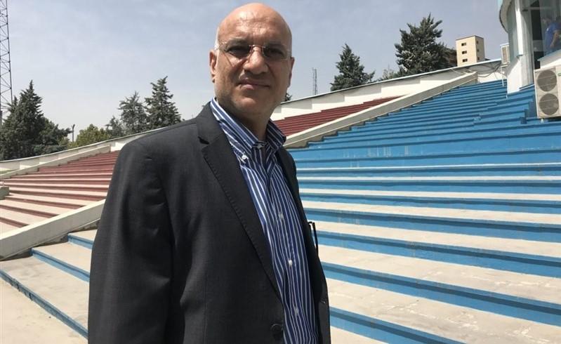 ایران-استقلال-مدیرعامل استقلال-Esteghlal FC